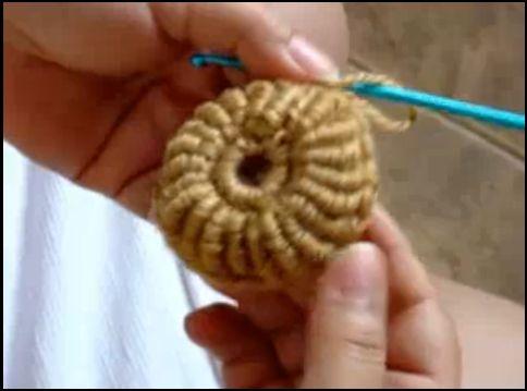 Страна мастеров вязание крючком шарф